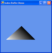 Index Buffer Demo